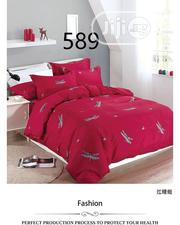 Quality Duvet, Bedsheet With 4 Pillow Cases 7x7 | Home Accessories for sale in Lagos State, Ikeja