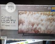 """49"""" Samsung Uhd 4K Curved Smart Television 