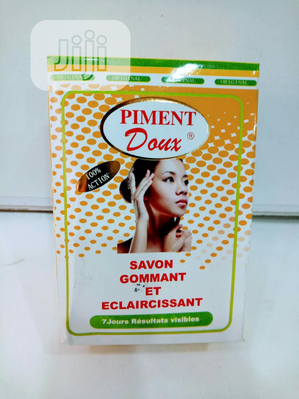 Piment Doux Lightening Soap