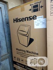 Hisense Top Load Automatic Washing Machine | Home Appliances for sale in Lagos State, Ojo