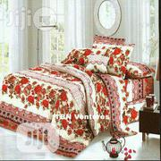 Bedsprad With Duvet And Pillow Cases   Home Accessories for sale in Lagos State, Oshodi-Isolo