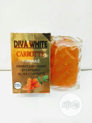 Diva White Carrot Soap   Bath & Body for sale in Lagos State, Ajah