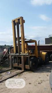 11 Tons Hyster Forklift   Heavy Equipment for sale in Lagos State, Ikeja
