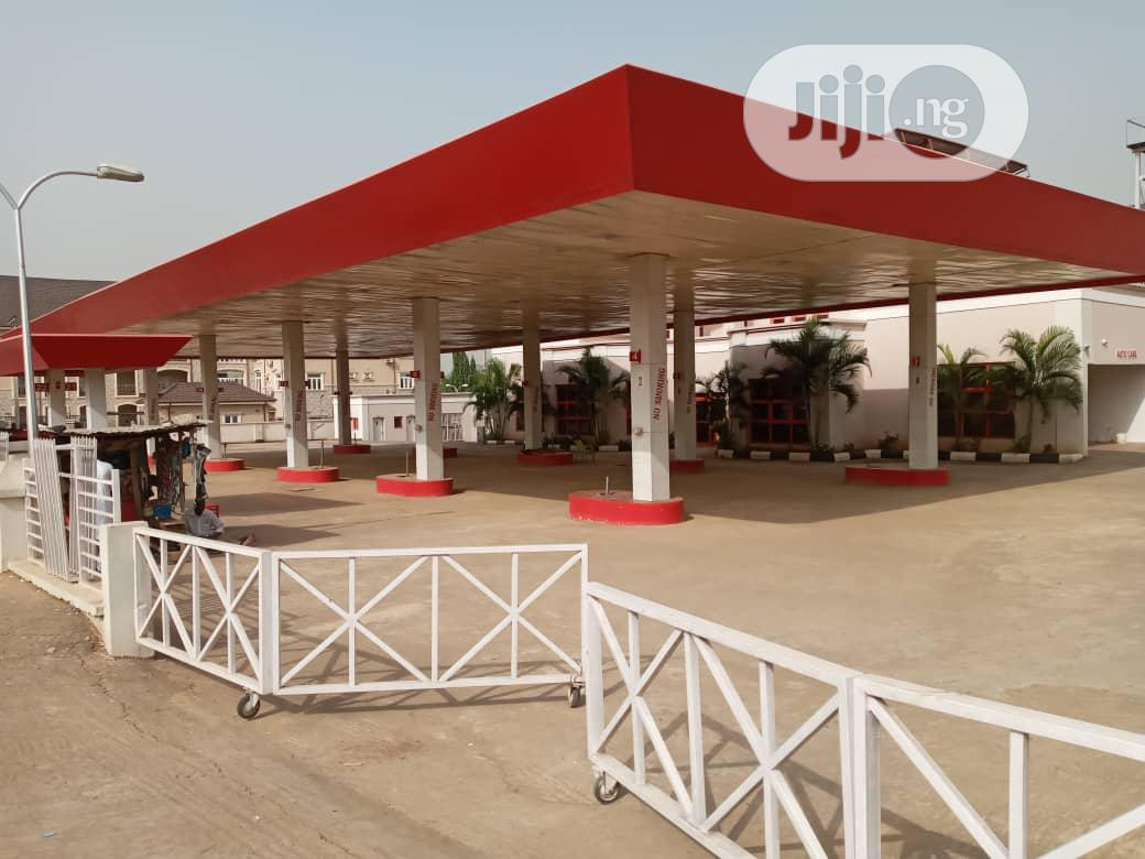 Brand New Just Built 12pumps Mega Filling Station With Mini Plaza 750M
