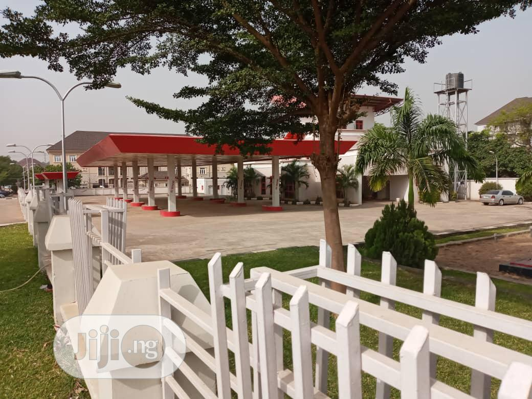 Brand New Just Built 12pumps Mega Filling Station With Mini Plaza 750M | Commercial Property For Sale for sale in Jahi, Abuja (FCT) State, Nigeria