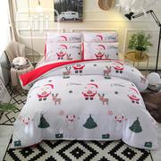 6X6 Correct Duvet,Bedsheet With 4 Pillow Cases | Home Accessories for sale in Lagos State, Ikeja