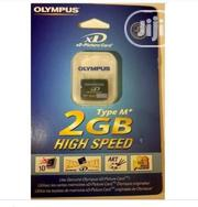 This Is Olympus Xd-picture 2gb Memory Card. | Accessories for Mobile Phones & Tablets for sale in Lagos State, Ikeja