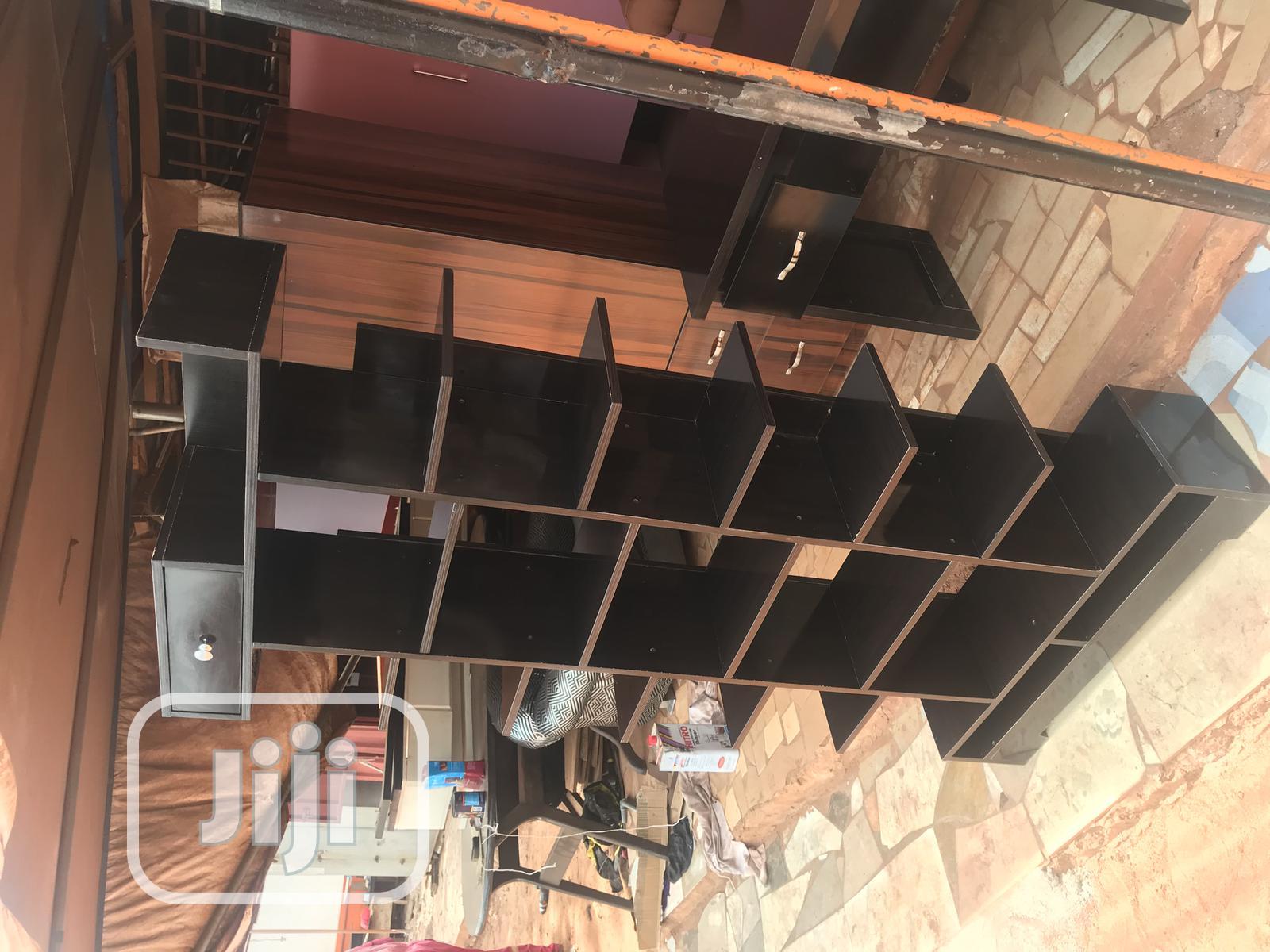 Fish Bone Shoe Rack | Furniture for sale in Enugu, Enugu State, Nigeria