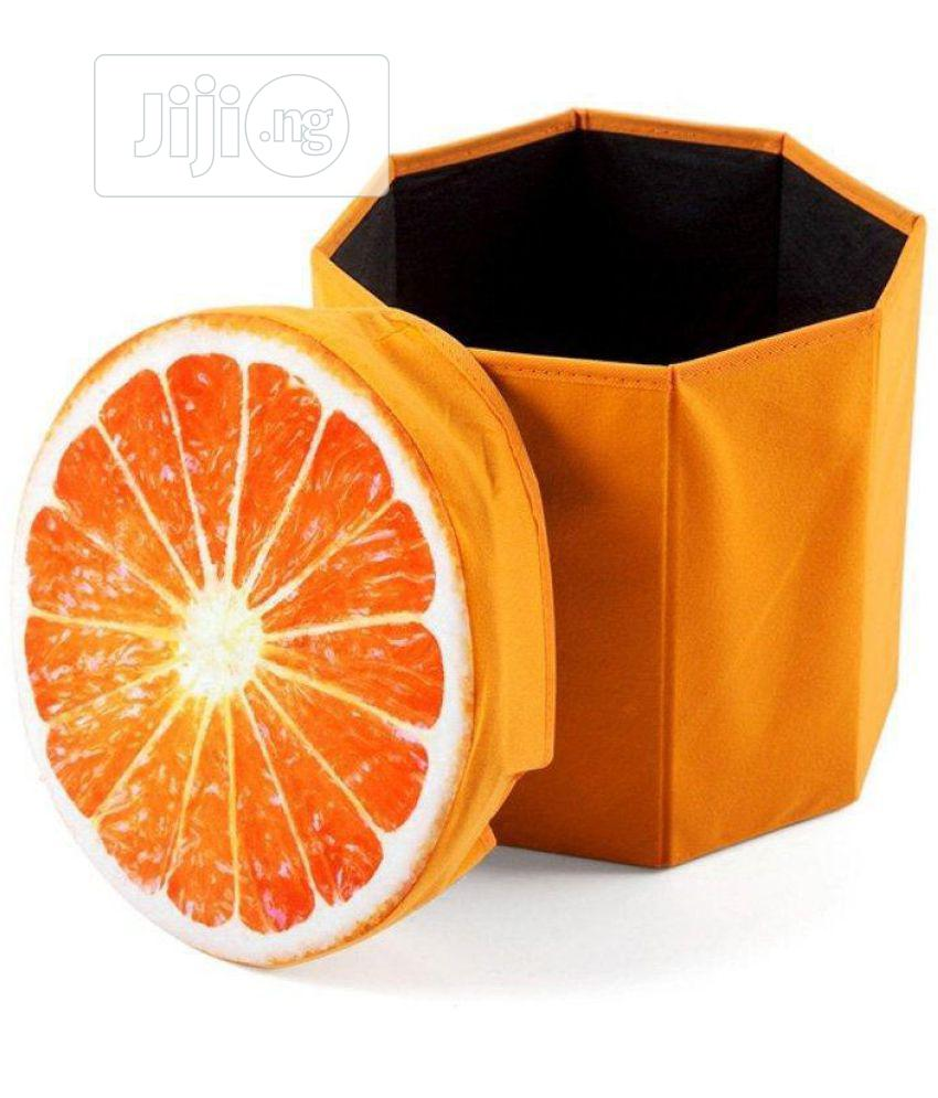 Fruity Storage Box Organizer/Stool | Home Accessories for sale in Maryland, Lagos State, Nigeria