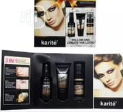 Karite Makeup Fixer + Foundation + Primer Combo Set | Makeup for sale in Lagos State, Ikeja