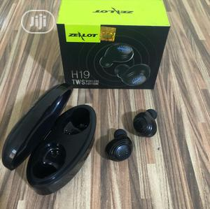 Waterproof TWS Bluetooth Earbuds (Zealot H19)   Headphones for sale in Lagos State, Ikeja