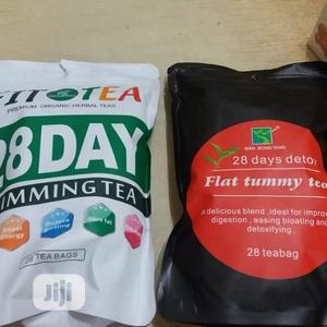 Flat Tummy & Fit Tea   Vitamins & Supplements for sale in Lagos State, Isolo