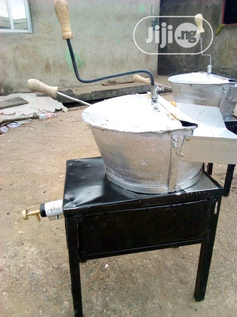 Quality Industrial Commerial Pop Corn Maker Machine
