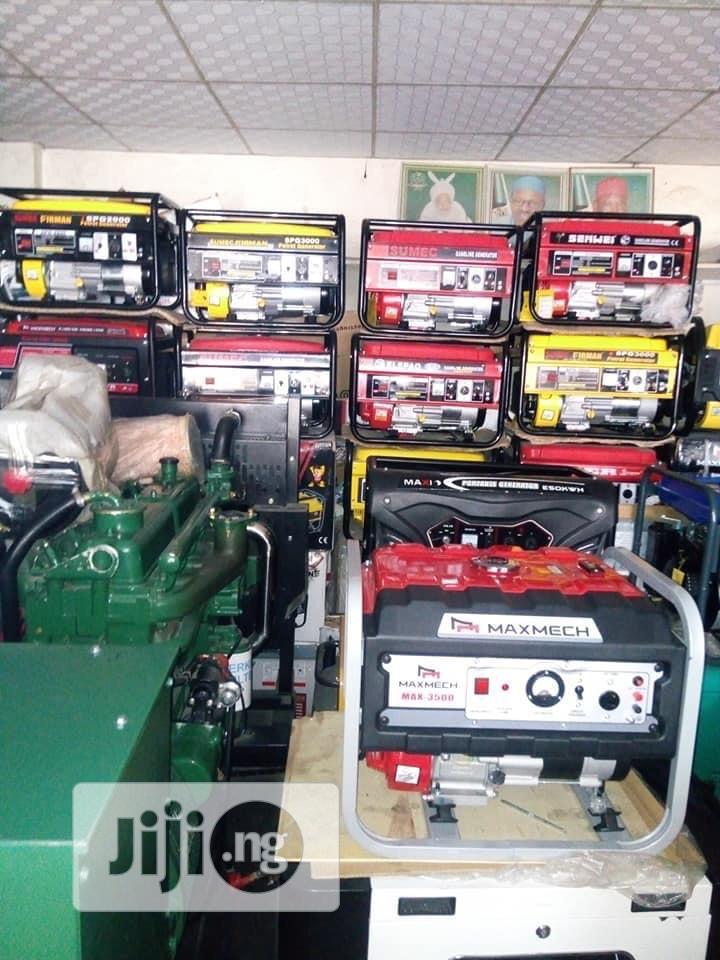 Any Types Of Generators,Less Fuel Consumption