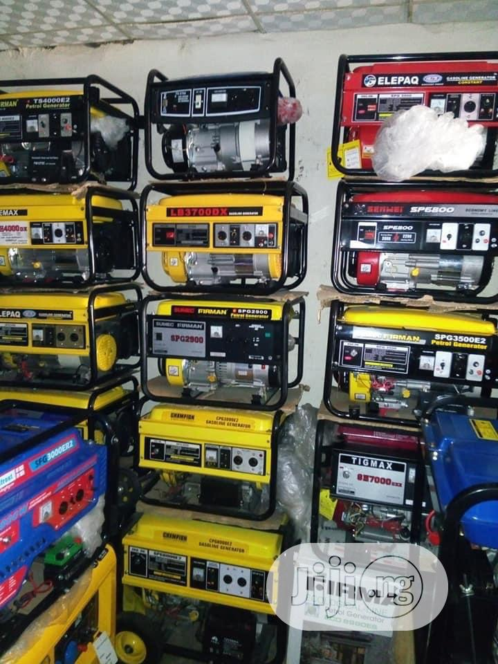 Any Types Of Generators,Less Fuel Consumption   Electrical Equipment for sale in Ikeja, Lagos State, Nigeria