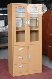 Standard Modern Office Shelves | Furniture for sale in Lagos State, Ojo