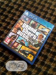 Gta 5 For Ps4 Consoles | Video Games for sale in Edo State, Egor