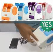 Mini Air Condonitor USB And Batter Cooler Fan | Home Appliances for sale in Lagos State, Lagos Island
