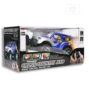 Wembley Cross Country Big - High Speed 4 Channel Remote Controlled Off   Toys for sale in Lagos State, Amuwo-Odofin