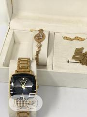 Dior Gold Chain Wrist Watch | Watches for sale in Oyo State, Ibadan