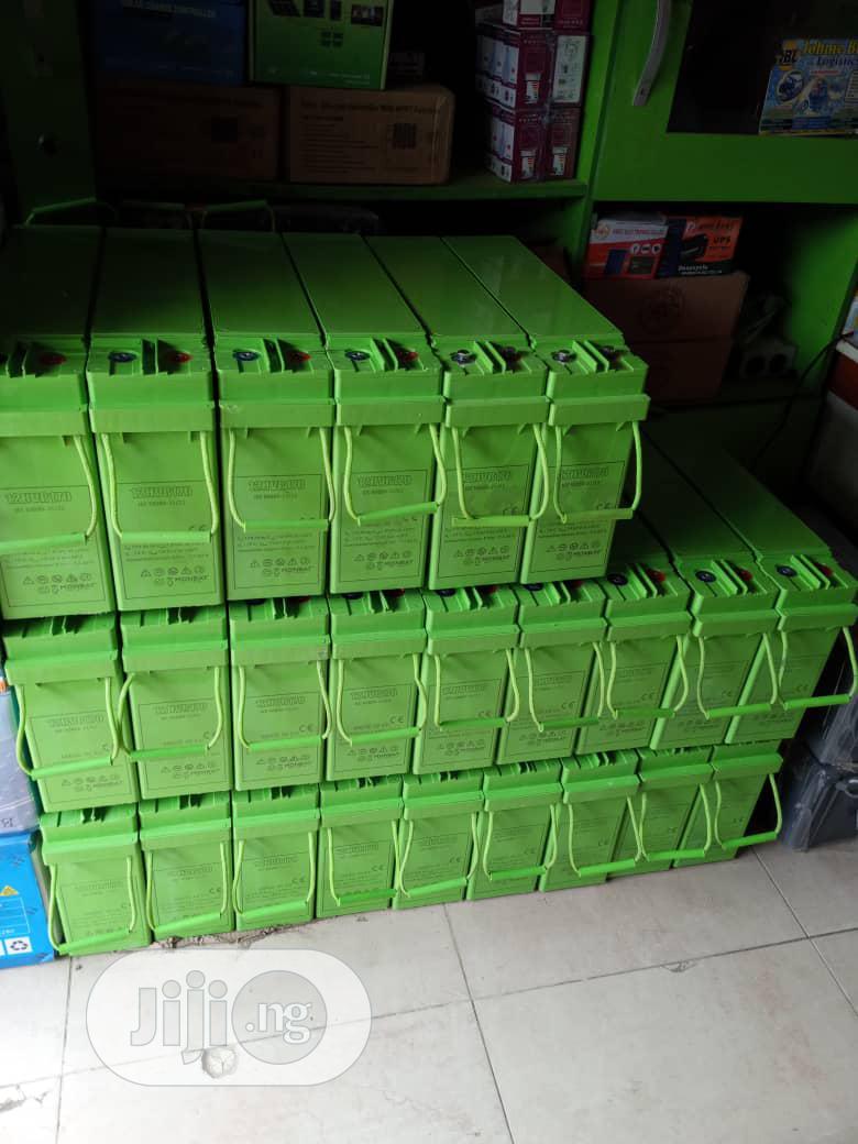 Monbat Batteries 180 Ah