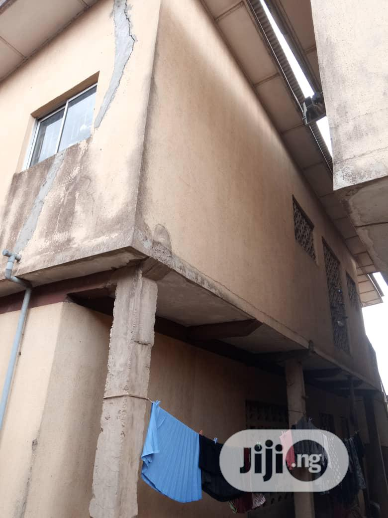 A Block Of 3no's Of 3bedroom Flat & 3 No's Of 2 Bedroom Flats For Sale | Houses & Apartments For Sale for sale in Agege, Lagos State, Nigeria