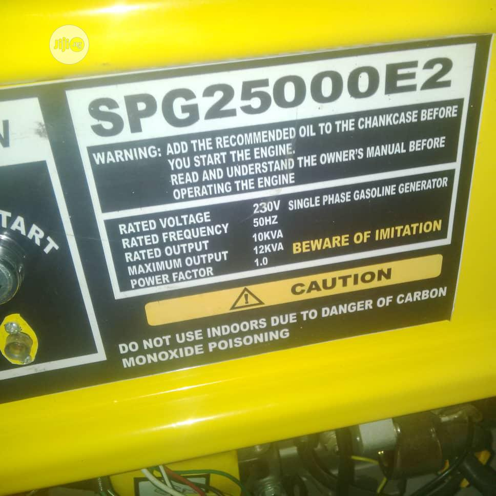 Generator For Industrial Use