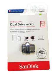 Sandisk OTG Flash 3.0 64gb(Android)   Computer Accessories  for sale in Lagos State, Ikeja