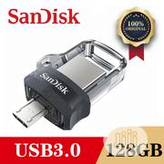 Sandisk OTG 128gb 3.0 (Android) | Computer Accessories  for sale in Lagos State, Ikeja
