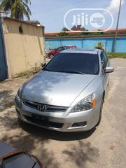 Honda Accord 2007 Sedan EX-L Automatic Silver | Cars for sale in Lagos State, Amuwo-Odofin