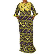 Glamour Female Ankara Maxi Dress | Clothing for sale in Lagos State, Ikeja