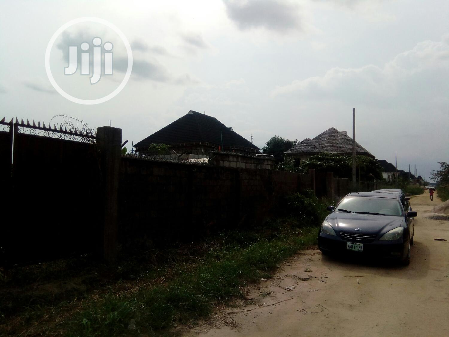 1,2,3,4 Plots Of Land In An Est.@Shell Cooperative, Rd For Sale | Land & Plots For Sale for sale in Port-Harcourt, Rivers State, Nigeria
