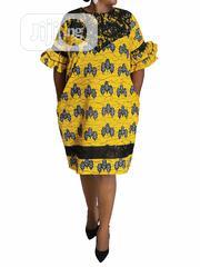 Vibrant Ankara Shift Dress   Clothing for sale in Lagos State, Ikeja