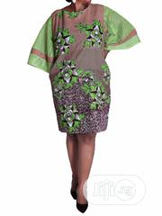 Floral Ankara Shift Dress | Clothing for sale in Lagos State, Ikeja