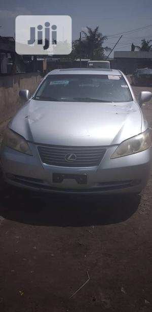 Lexus ES 2007 Silver