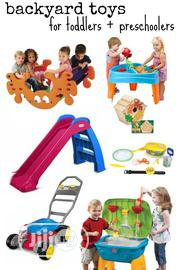 Backyard Toys for Toddlers Preschoolers | Toys for sale in Lagos State, Ikeja