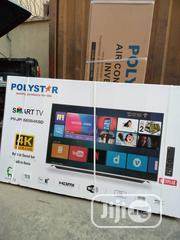 Polystar SMART TV, 4K Android Tv, With Netflix, Facebook,Youtube 65in | TV & DVD Equipment for sale in Lagos State, Ojo