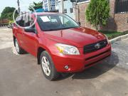 Toyota RAV4 2007 Sport V6 4x4 Red | Cars for sale in Lagos State, Agege