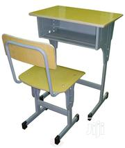 Single Student Desk And Chair School Desk | Furniture for sale in Lagos State, Ikeja