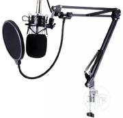 Studio Recording Mic Stand+ Pop Filter and Shock Mount | Accessories & Supplies for Electronics for sale in Lagos State, Ojo