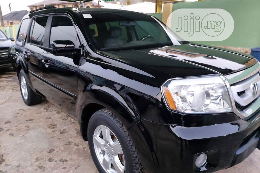 Honda Pilot 2010 Black | Cars for sale in Ikeja, Lagos State, Nigeria