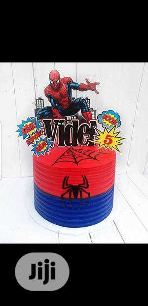 Spiderman Birthday Cake   Wedding Venues & Services for sale in Lagos State, Agboyi/Ketu