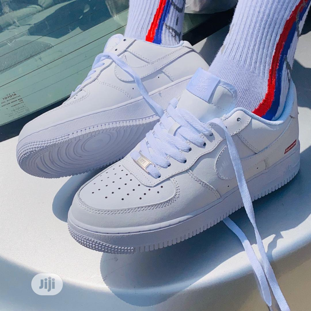 Nike Air Force 1 Sneakers | Shoes for sale in Lekki Phase 2, Lagos State, Nigeria