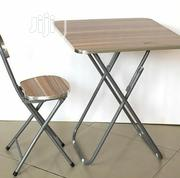 Foldable Table and Chair Set | Furniture for sale in Lagos State, Lagos Island