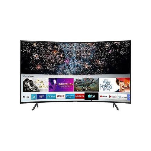 "Polystar 40"" Inch Andriod Smart Curved LED TV With Netflix"