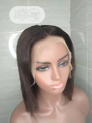 Human Hair Bob Wig Lace Frontal | Hair Beauty for sale in Abuja (FCT) State, Asokoro
