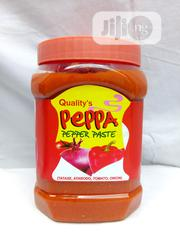 Quality's Peppa Pepper Paste   Meals & Drinks for sale in Oyo State, Ibadan