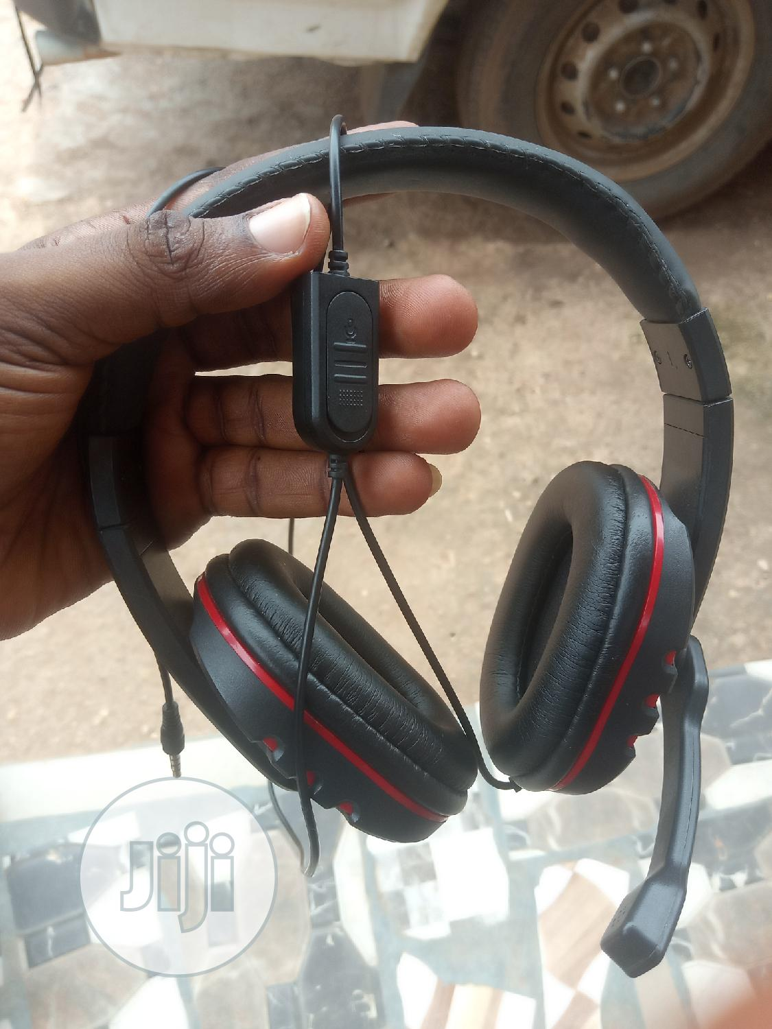 Smart Gaming/Music Headset For Phones/Playstation/Stereo | Headphones for sale in Umuahia, Abia State, Nigeria