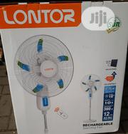 Lontor Rechargeable Fan 18"