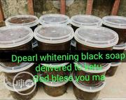 Whitening / Glowing Black Soap | Bath & Body for sale in Lagos State, Isolo